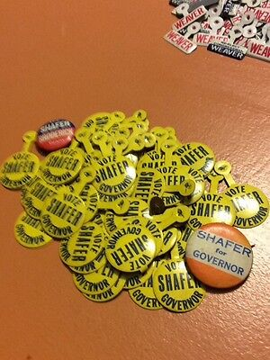 Pa Governor Political Pins 50