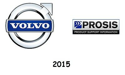 NEW  VOLVO PROSIS 2015 09 workshop manual, parts catalog, diagrams, etc