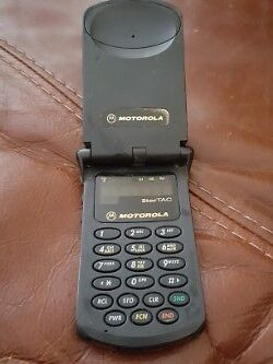 Used Motorola Star Tac Cell/mobile Phone