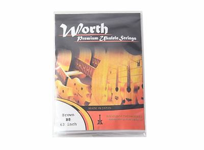 Worth B8 8 String Tenor Strings Double
