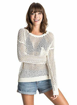 Roxy™ Turnabout - Sweater - Sweater - Frauen - S - Weiss