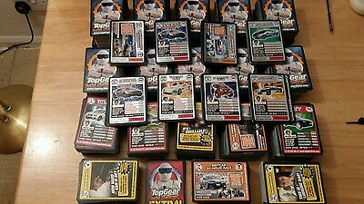 Top Gear Turbo Challenge and extra Job Lot Of 1939 Cards inc foils