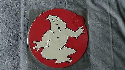 "Ghostbusters - Special Limited Edition LUMINOUS 12"" Picture Disc."