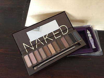 Palette Ombretti Urban Decay Naked 1