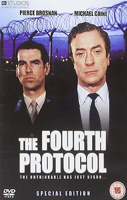 The Fourth Protocol : Special Edition - New DVD
