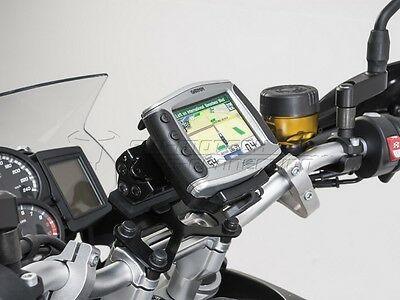 SW Motech BMW F800GS Quick Lock GPS/Sat Nav Mount