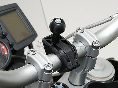 SW Motech Clamp On Ram Ball Mount For Sat Nav
