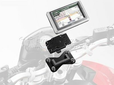 SW Motech BMW K1300S Quick Lock GPS/Sat Nav Mount
