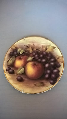 A Pair of Fenton China Collectable Plates
