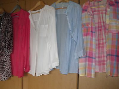 LADIES BLOUSES  and TOPS SIZE 22 x 15