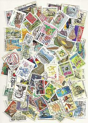 Lote 81 Sellos Mundiales diferentes - 81 World Stamps diferents
