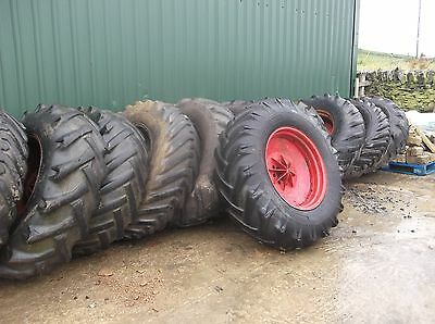 Jcb 3Cx 3C Wheel And Tyre