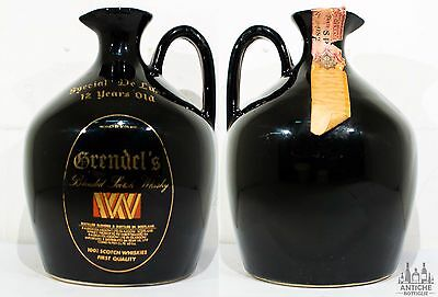 Grendel's Blended Scotch Whisky Special De Luxe 12 Years Old  75 Cl 43°
