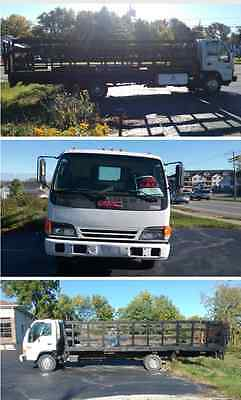 2005 GMC Other  05 GMC W4500 Diesel Stack bed With Power Lift
