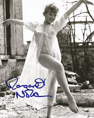 Margaret Nolan Genuine Signed Sexy 10x8 Photo With Proof