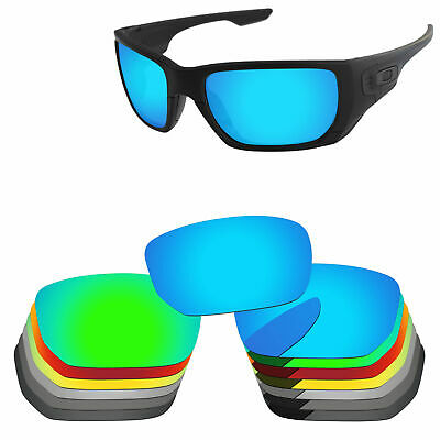 PapaViva Polarized Replacement Lenses For-Oakley Style Switch Multi-Options