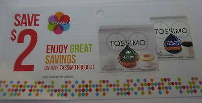 Tassimo Product Coupons - Lot Of 15 - Combined Shipping