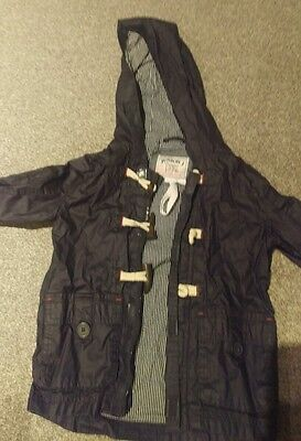 Junior J Navy Stylish Jacket Aged 3 - 4 years old Great Condition