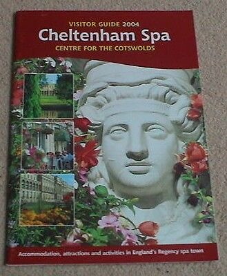 2004 Cheltenham Spa Visitor Guide Centre For The Cotswolds (51 Pages)
