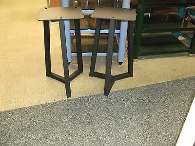 """HEYBROOK, """"Point Three """" Speaker Stands, New, Boxed"""