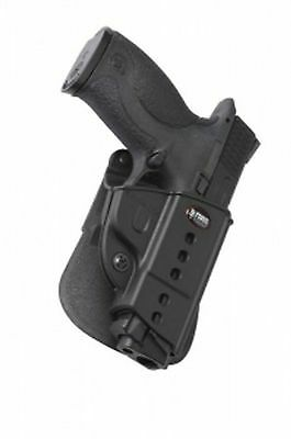 Fobus Standard Holster Left Hand Paddle SWMPLH S&W M&P 9mm .40 .45 Compact an...