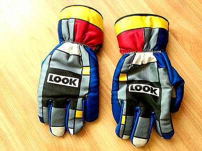 Look Vintage Cycling Gloves/ Winter Fahrradhandschuhe Gr.: S