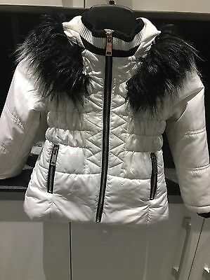 Girls River Island Coat Age 5