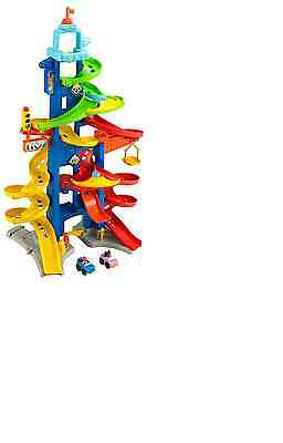 NEW Fisher-Price Little People City Skyway Playset