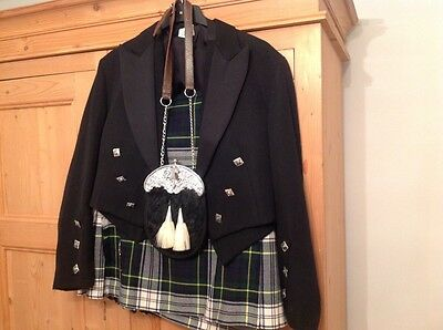 Gordon highand kilt outfit