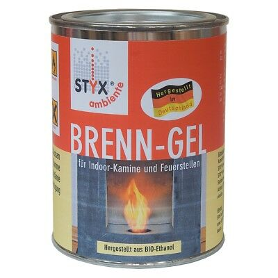 STYX Brenngel 500ml Dose