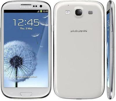 New Samsung Galaxy S3 S-Iii I9300 Mobile Phone Camera Phone Progs