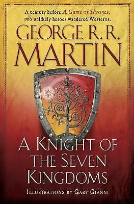 A KNIGHT OF THE SEVEN KINGDOMS unabridged audio CD by GEORGE R.R. MARTIN