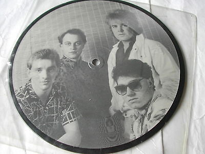 """The System - What Do You Think Of Me - Picture Disc 7"""""""