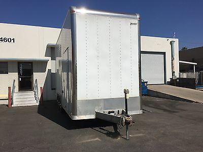 Stacker 24' 2008 cargo trailer