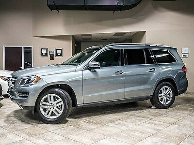2016 Mercedes-Benz GL-Class  2016 Mercedes-Benz GL450 4Matic $73k+MSRP Premium P01 Package Stunning WOW