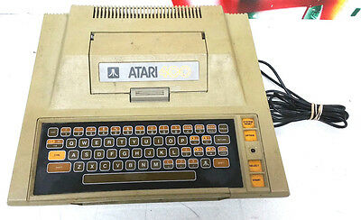 Atari 400 Missing Cords For Parts or Repair With Missile Command