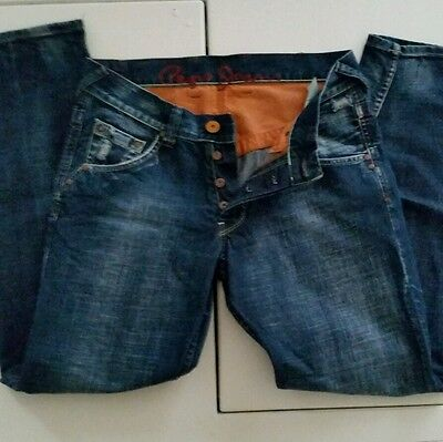 jeans homme Pepe jeans W33 L32 neuf