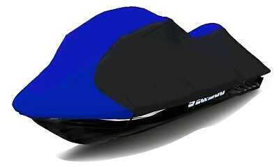 Sea Doo GTi SE Trailerable Jet Ski JetSki PWC Cover 2006- 2010 Blue/blk
