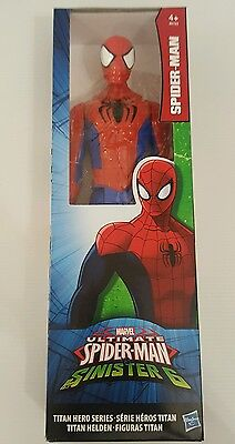 The Ultimate Spider-Man 12 inch Action Figure Titan / Sinister Series 6 UK Stock