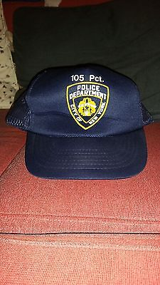 Police Department NY cap