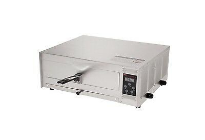 NEW Wisco Kitchen Countertop Commercial Digital Stainless Steel Snack Pizza Oven
