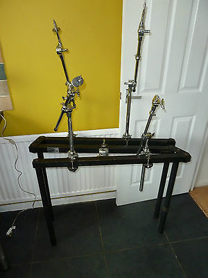 Pearl Drum Rack With 5 Clamps & 4 Arms