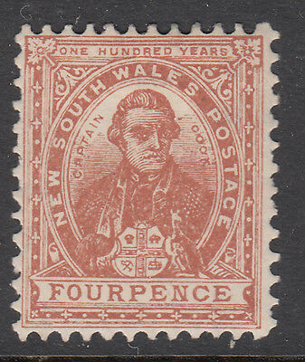 New South Wales - SG338 MH £10