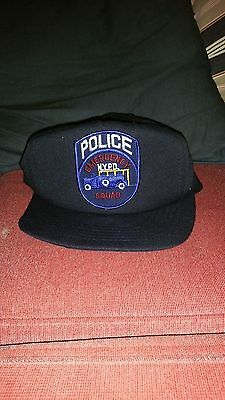 Police Emergency Squad cap NYPD