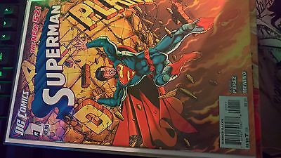 Superman New 52 Issue 1-22, Annual 1 + Issue 0