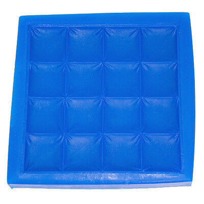 First Impressions Molds Silicone Mould - Baby Blanket - Quilted - Small