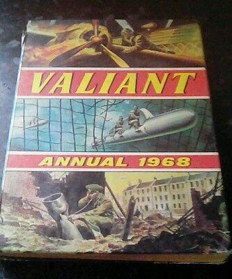 Valiant annual