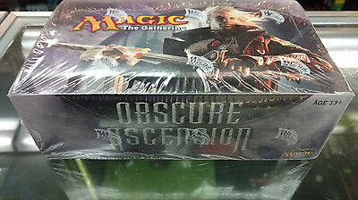 FRENCH Magic the gathering DARK ASCENSION Booster Box Factory SEALED!!