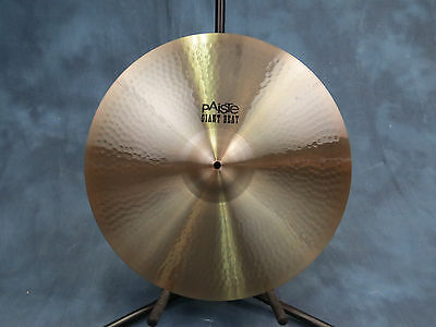"""Paiste Giant Beat 20"""" Crash Ride Multi Cymbal - Excellent Used Condition"""