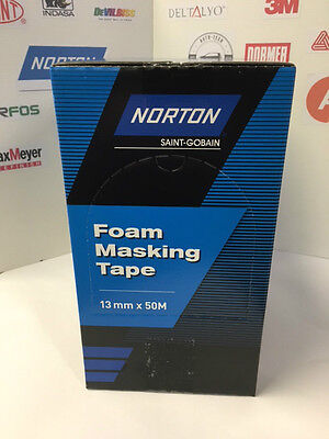 Norton Soft Edge Masking Tape 13Mm X 50M - New Product